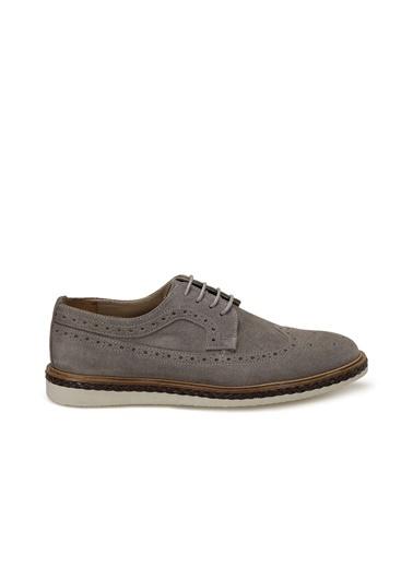 Garamond Klasik Ayakkabı Gri